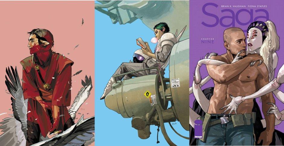 Saga-portadas