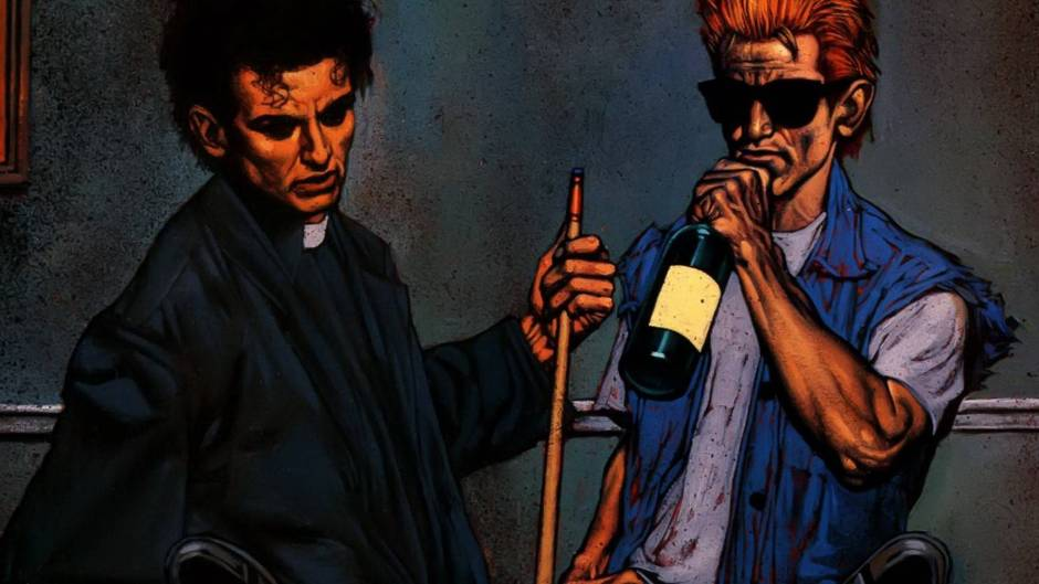 Preacher Jesse y Cassidy