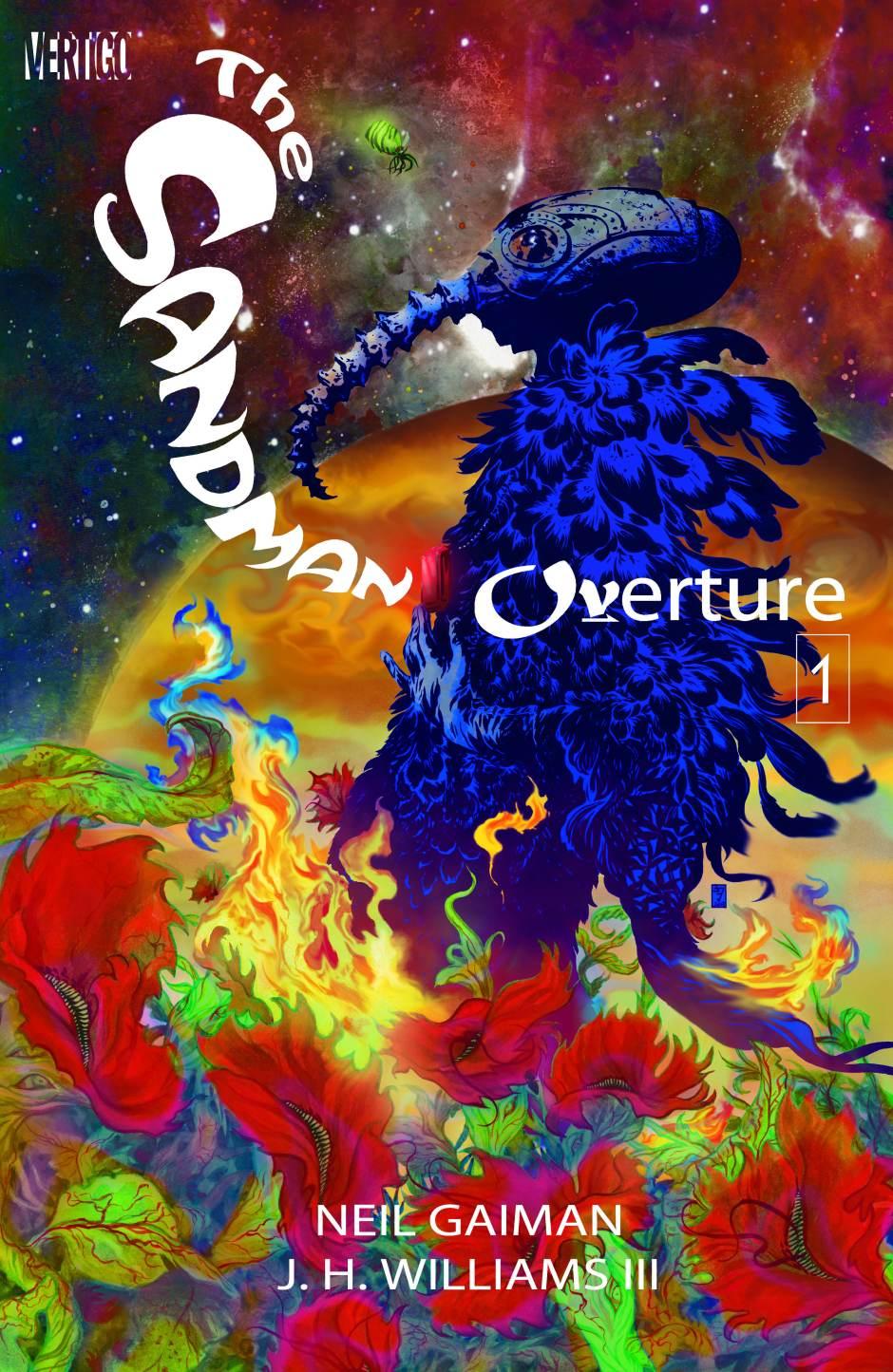 The Sandman Overture tapa