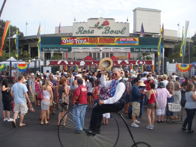 Rose Bowl Flea Market (Los Ángeles, CA)