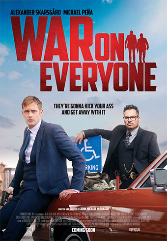 War-on-Everyone-2016-Movies-Train