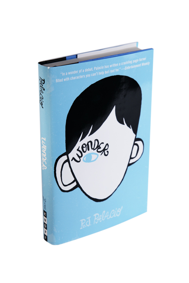 book - Wonder by R.J. Palacio