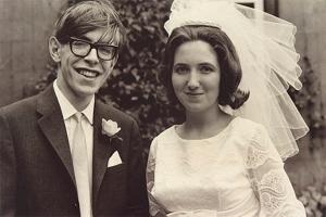 Stephen y Jane en la vida real